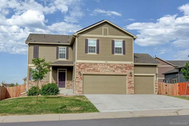 321 Mustang Avenue, Fort Lupton, CO 80621 (#6192502) :: Stephanie Fryncko | Keller Williams Integrity