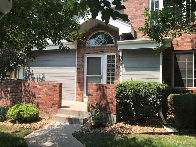 3981 S Carson Street D, Aurora, CO 80014 (#6192983) :: The HomeSmiths Team - Keller Williams
