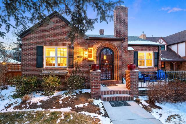 951 S Euclid Way, Denver, CO 80209 (#6193002) :: Realty ONE Group Five Star