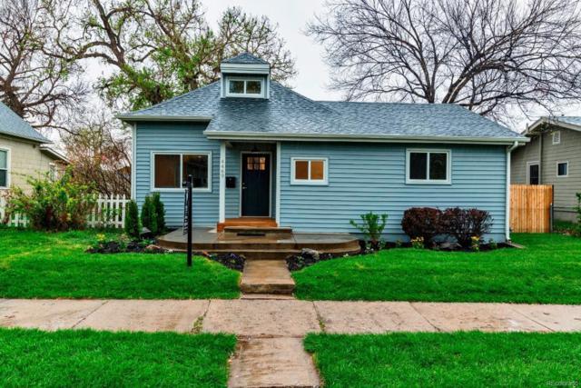 4469 Perry Street, Denver, CO 80212 (#6193145) :: The Peak Properties Group