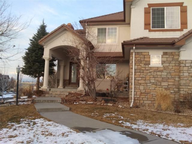 16713 E Lake Drive, Centennial, CO 80016 (MLS #6193337) :: Kittle Real Estate