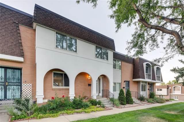 12914 W Virginia Avenue, Lakewood, CO 80228 (#6193510) :: The Heyl Group at Keller Williams