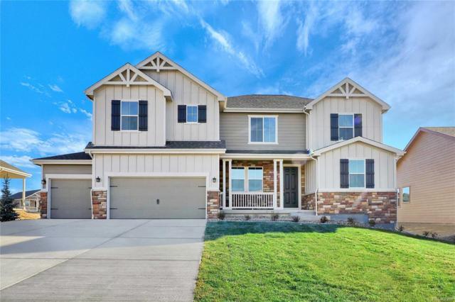 5753 Eldorado Circle, Elizabeth, CO 80107 (#6193651) :: The Peak Properties Group