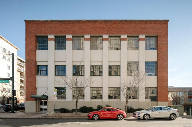 1090 Cherokee Street #211, Denver, CO 80204 (#6193954) :: 5281 Exclusive Homes Realty