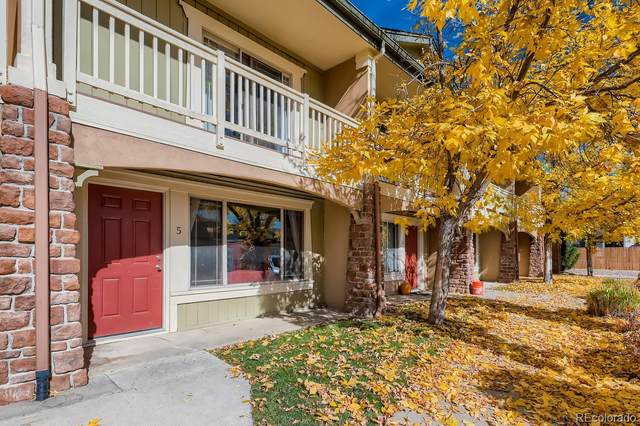 4800 Osage Drive 5A, Boulder, CO 80303 (MLS #6194224) :: Re/Max Alliance