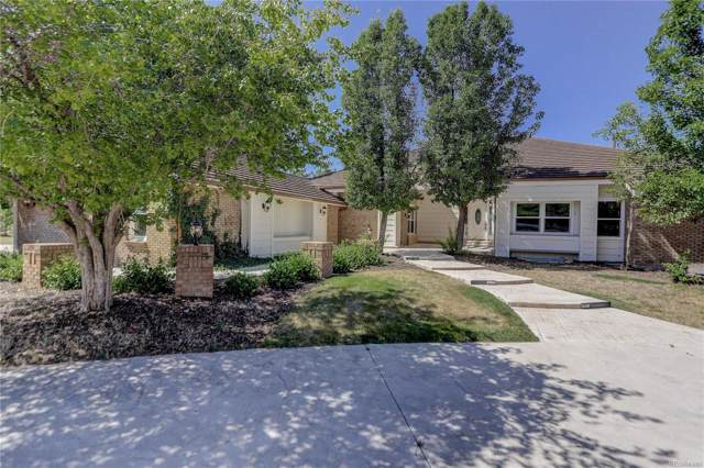 7831 S Argonne Street, Centennial, CO 80016 (MLS #6194579) :: Kittle Real Estate