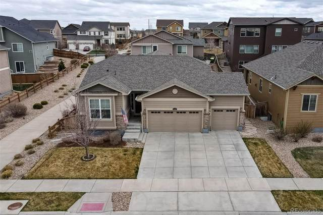 11358 Clove Way, Parker, CO 80134 (#6194653) :: Venterra Real Estate LLC
