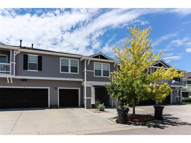 17358 Waterhouse Circle B, Parker, CO 80134 (MLS #6195254) :: 8z Real Estate