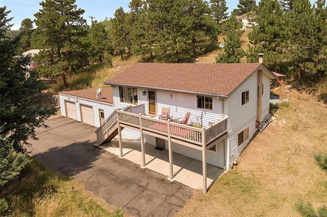 30313 Arena Drive, Evergreen, CO 80439 (#6195273) :: The City and Mountains Group
