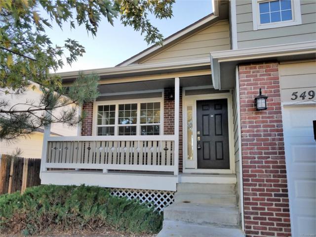 5491 S Versailles Street, Aurora, CO 80015 (MLS #6195430) :: Kittle Real Estate