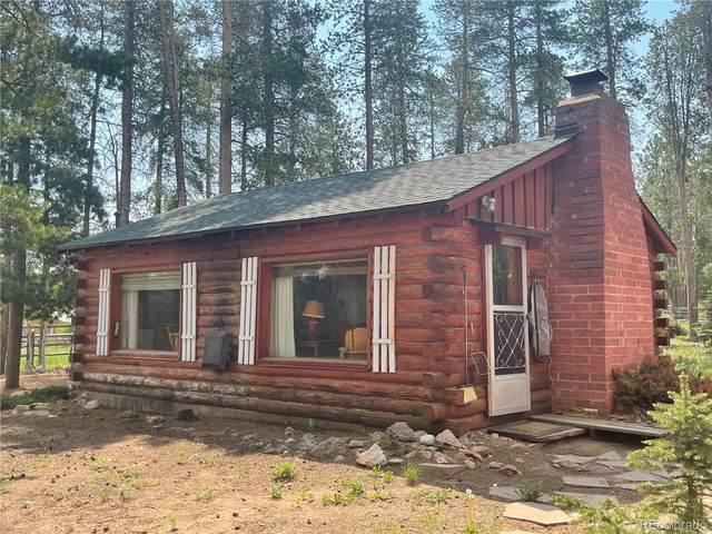 98 County Road 115, Bailey, CO 80421 (#6195446) :: iHomes Colorado