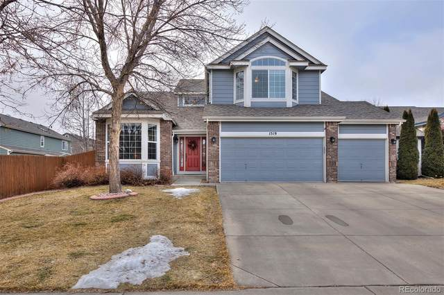 1519 Harlequin Drive, Longmont, CO 80504 (#6195645) :: The Dixon Group