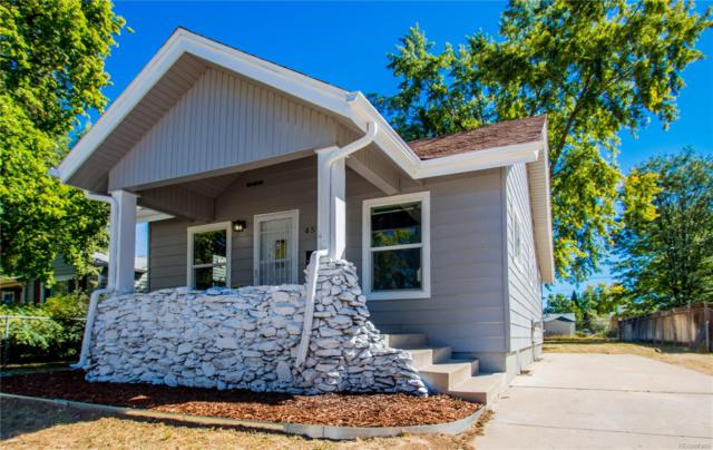 4552 S Logan Street, Englewood, CO 80113 (#6195785) :: The Healey Group
