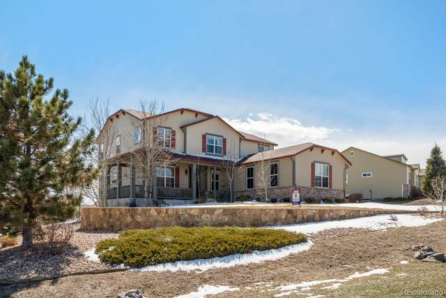 4590 Pleasant Valley Circle, Elizabeth, CO 80107 (MLS #6195899) :: 8z Real Estate