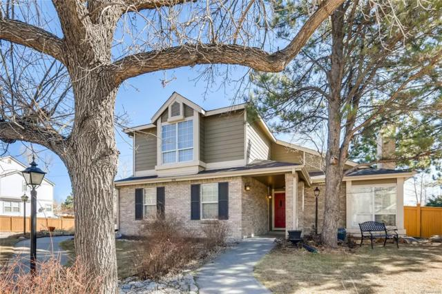 5752 S Ouray Court, Centennial, CO 80015 (#6195990) :: The Heyl Group at Keller Williams