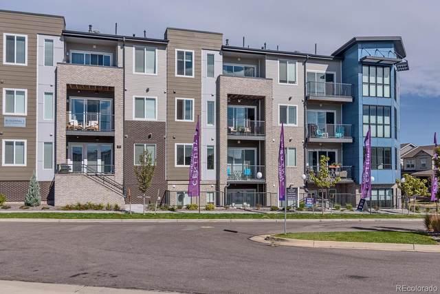 480 E Fremont Place #209, Centennial, CO 80122 (MLS #6196144) :: 8z Real Estate