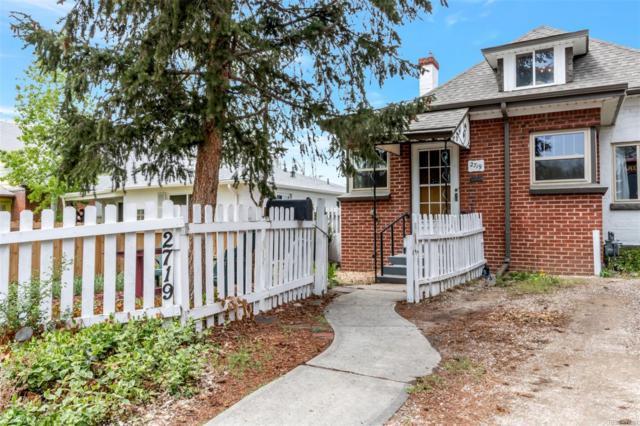 2719 Quitman Street, Denver, CO 80212 (MLS #6196241) :: 8z Real Estate