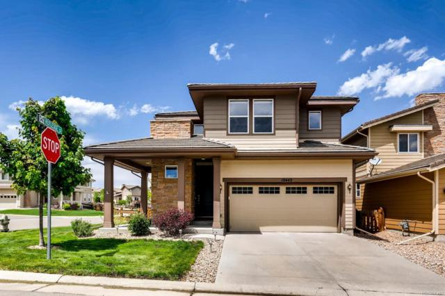 10442 Rutledge Street, Parker, CO 80134 (#6196411) :: The Pete Cook Home Group
