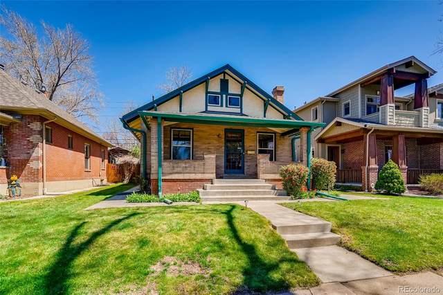 972 S Emerson Street, Denver, CO 80209 (MLS #6196939) :: 8z Real Estate