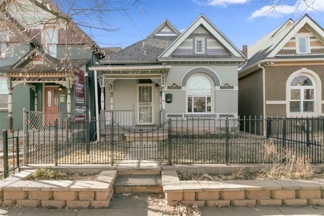 3707 N Franklin Street, Denver, CO 80205 (#6197125) :: Relevate | Denver
