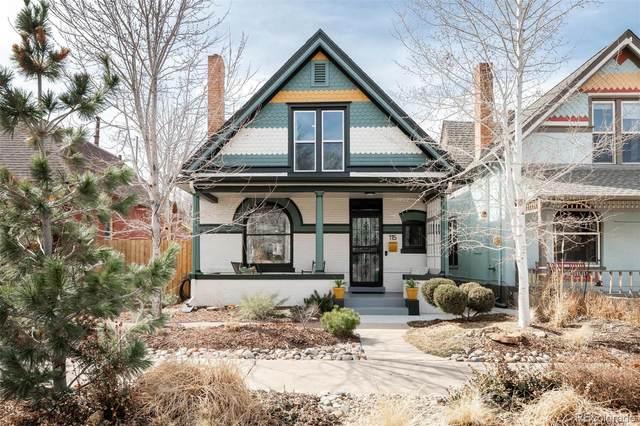115 S Bannock Street, Denver, CO 80223 (#6197511) :: Finch & Gable Real Estate Co.