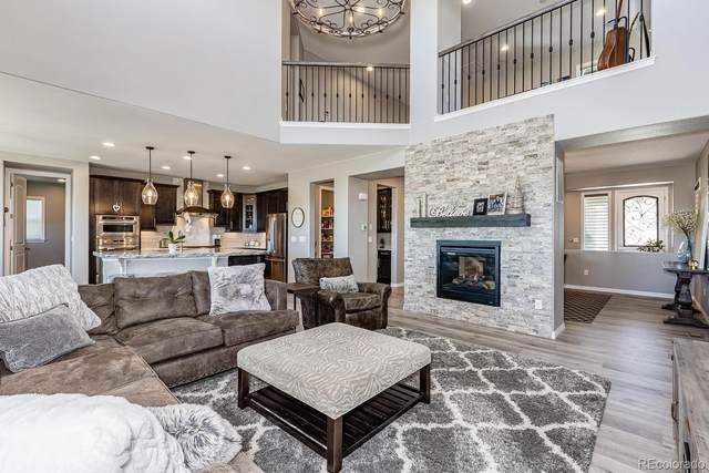 10554 Greycliffe Drive, Highlands Ranch, CO 80126 (#6197755) :: The Gilbert Group