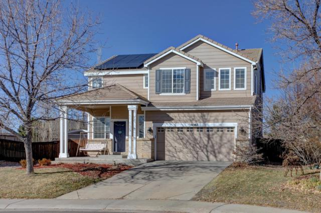 10363 Tracewood Court, Highlands Ranch, CO 80130 (#6198165) :: The Gilbert Group