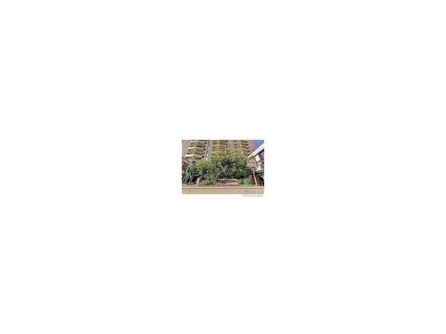 1020 15th Street 24L, Denver, CO 80202 (#6198540) :: The Peak Properties Group
