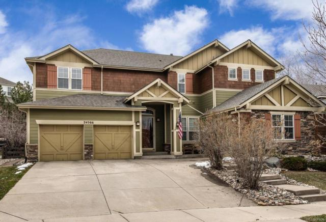 24566 E Frost Drive, Aurora, CO 80016 (#6198810) :: The DeGrood Team