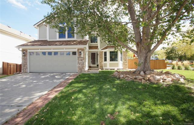 9826 S Wedgewood Drive, Highlands Ranch, CO 80126 (#6199037) :: The Gilbert Group