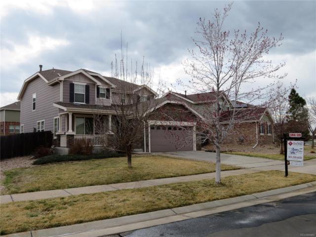 19362 E Wyoming Avenue, Aurora, CO 80017 (#6199534) :: The Peak Properties Group