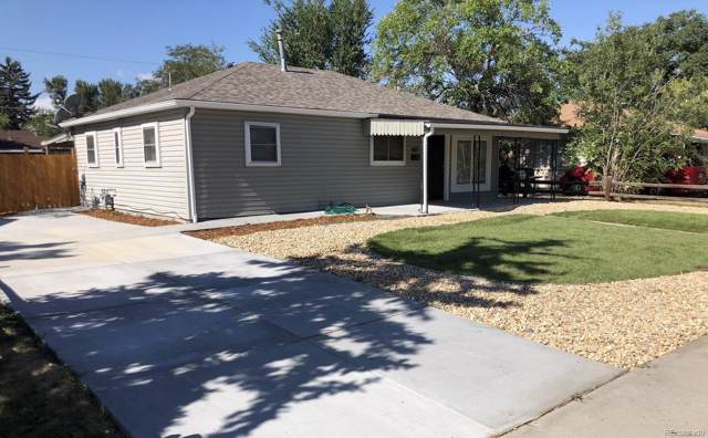 907 Vaughn Street, Aurora, CO 80011 (MLS #6199755) :: 8z Real Estate