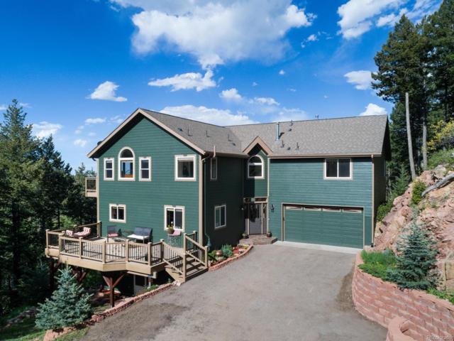 10983 Mill Hollow Road, Littleton, CO 80127 (MLS #6199942) :: 8z Real Estate