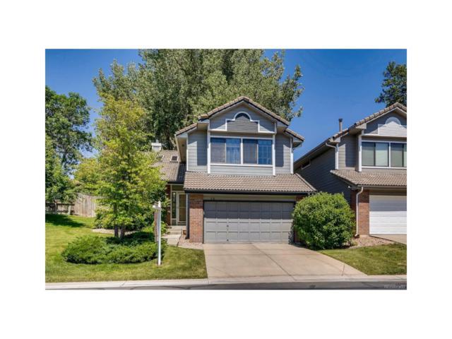 2900 S Quebec Street #14, Denver, CO 80231 (MLS #6200402) :: 8z Real Estate