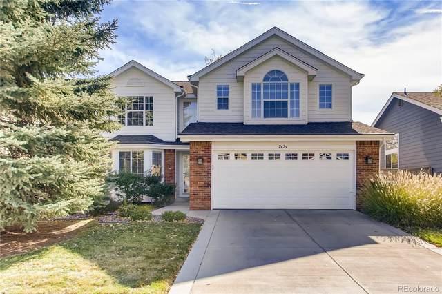 7424 E Villanova Place, Denver, CO 80231 (MLS #6200547) :: Kittle Real Estate