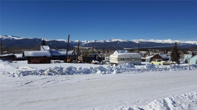 529 E 3rd Street, Leadville, CO 80461 (#6200938) :: Wisdom Real Estate