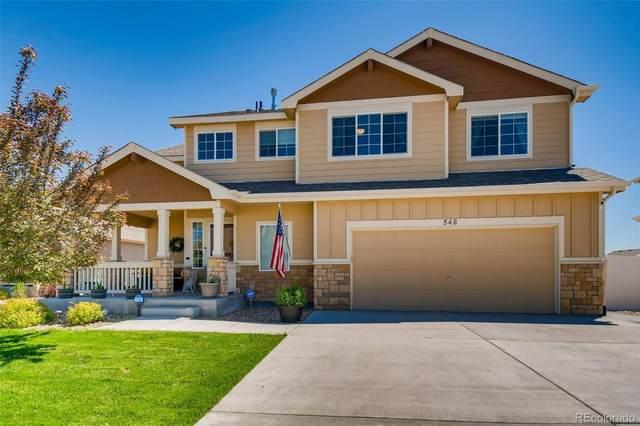 548 El Diente Avenue, Severance, CO 80550 (#6201108) :: The Colorado Foothills Team | Berkshire Hathaway Elevated Living Real Estate