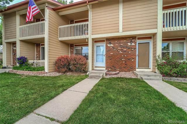 11612 Community Center Drive #41, Northglenn, CO 80233 (MLS #6201796) :: 8z Real Estate