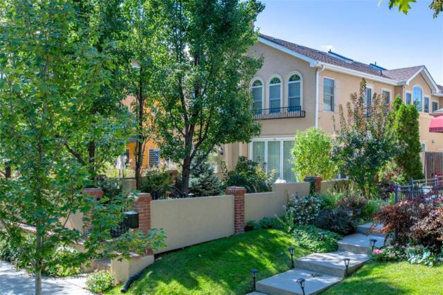 351 Jackson Street, Denver, CO 80206 (#6202251) :: House Hunters Colorado