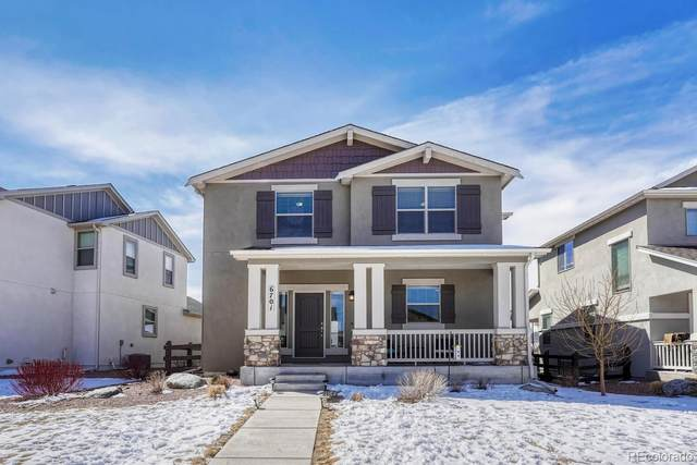 6701 Dance Hall Lane, Colorado Springs, CO 80923 (#6202613) :: Colorado Home Finder Realty