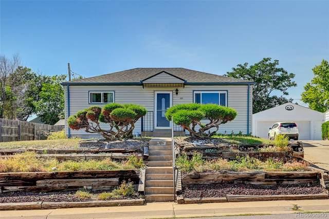 125 S Yates Way, Denver, CO 80219 (MLS #6203198) :: Find Colorado Real Estate