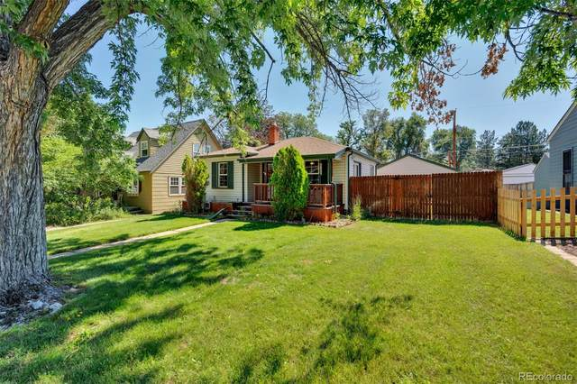 2590 S Lafayette Street, Denver, CO 80210 (#6203412) :: The Colorado Foothills Team | Berkshire Hathaway Elevated Living Real Estate