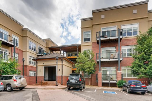 5401 S Park Terrace Avenue 306B, Greenwood Village, CO 80111 (#6203573) :: The City and Mountains Group