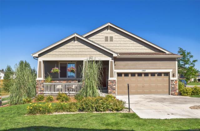 1507 Lasalle Way, Longmont, CO 80504 (#6203656) :: Wisdom Real Estate
