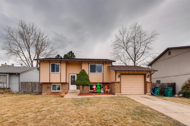 8806 W 86th Drive, Arvada, CO 80005 (MLS #6203672) :: 8z Real Estate