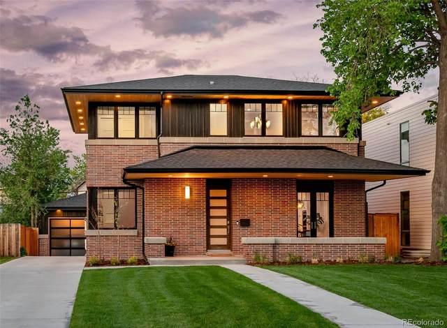 924 Krameria Street, Denver, CO 80220 (#6204274) :: Arnie Stein Team | RE/MAX Masters Millennium