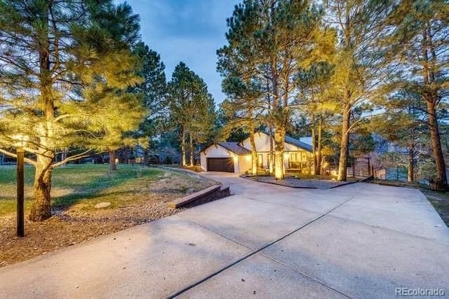 6156 Powell Road, Parker, CO 80134 (#6204494) :: The Dixon Group