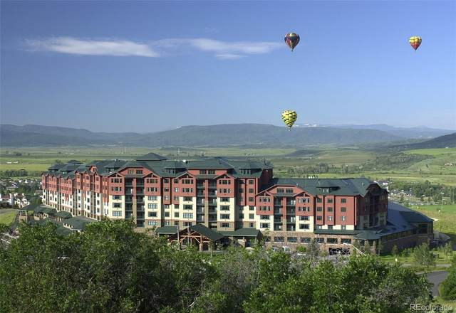 2300 Mt. Werner Circle 360/363/364 Cal 3, Steamboat Springs, CO 80487 (#6204542) :: Finch & Gable Real Estate Co.