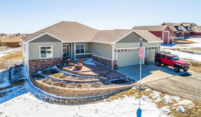41160 Round Hill Circle, Parker, CO 80138 (#6204773) :: The Heyl Group at Keller Williams