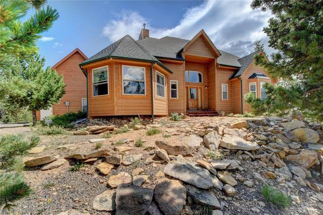 33861 Skyline Drive, Golden, CO 80403 (MLS #6204886) :: Bliss Realty Group